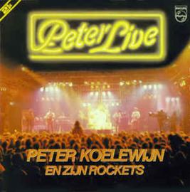 Peter Koelewijn En Zijn Rockets – Peter Live