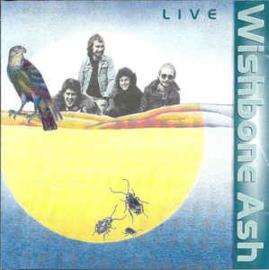 Wishbone Ash – Live (CD)