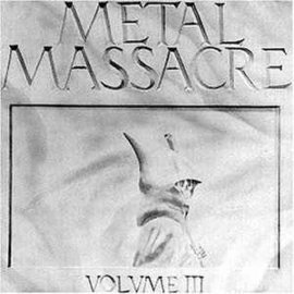 Various ‎– Metal Massacre Volume III