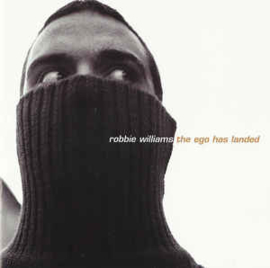 Robbie Williams  ‎– The Ego Has Landed  (CD)