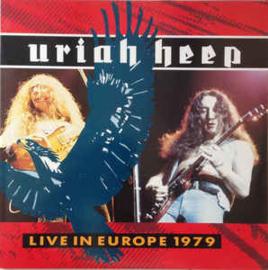 Uriah Heep – Live In Europe 1979