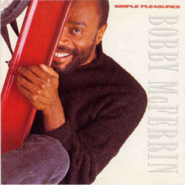 Bobby McFerrin ‎– Simple Pleasures (CD)