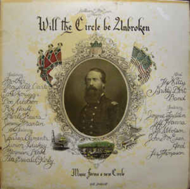 William E. McEuen Presents Nitty Gritty Dirt Band ‎– Will The Circle Be Unbroken