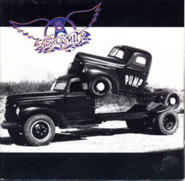 Aerosmith ‎– Pump (CD)