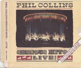 Phil Collins ‎– Serious Hits...Live! (CD)