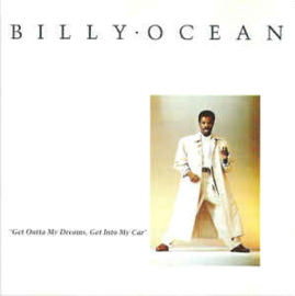 Billy Ocean ‎– Get Outta My Dreams, Get Into My Car (CD)