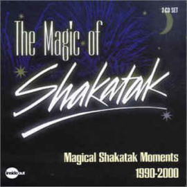 Shakatak ‎– The Magic Of Shakatak (Magical Shakatak Moments 1990-2000) (CD)