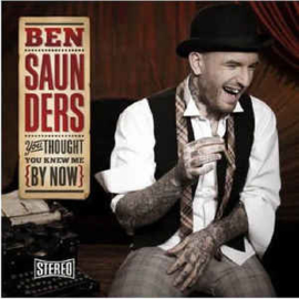 Ben Saunders  – You Thought You Knew Me By Now (CD)
