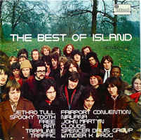 Various ‎– The Best Of Island