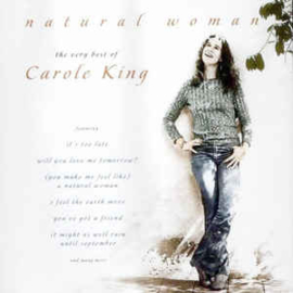 Carole King ‎– Natural Woman, The Very Best Of Carole King