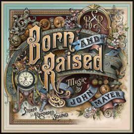 John Mayer – Born And Raised (CD)