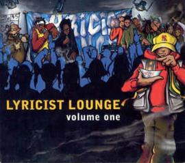 Lyricist Lounge Volume One (CD)
