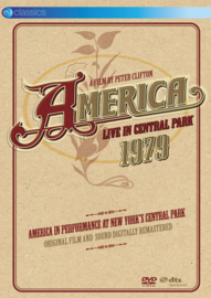 America – Live In Central Park (DVD)