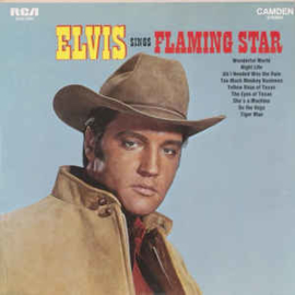 Elvis Presley ‎– Elvis Sings Flaming Star
