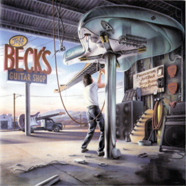 Jeff Beck With Terry Bozzio And Tony Hymas – Jeff Beck's Guitar Shop (CD)
