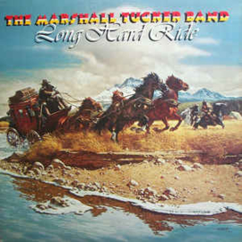 Marshall Tucker Band ‎– Long Hard Ride