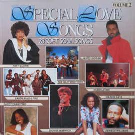 Various – Special Love Songs Volume 2