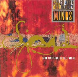 Simple Minds ‎– Good News From The Next World (CD)
