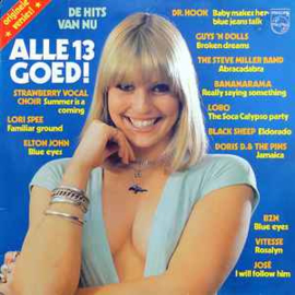 Various – Alle 13 Goed! De Hits Van Nu