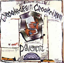 Pavement ‎– Crooked Rain, Crooked Rain (CD)