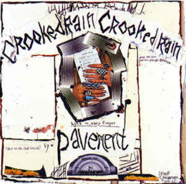 Pavement – Crooked Rain, Crooked Rain (CD)