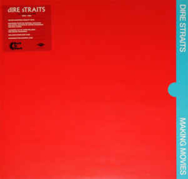Dire Straits ‎– Making Movies (LP)