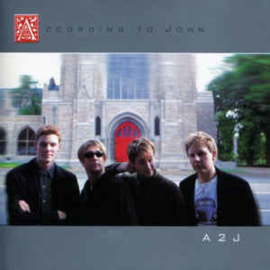 According To John ‎– A2J (CD)