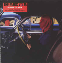 Mars Volta ‎– Frances The Mute (CD)