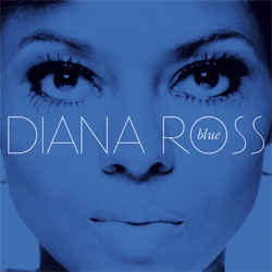 Diana Ross ‎– Blue (CD)