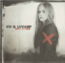Avril Lavigne ‎– Under My Skin (CD)
