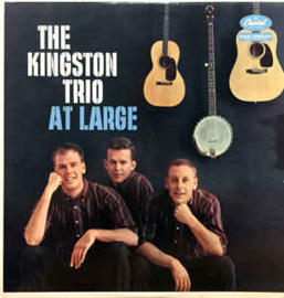 Kingston Trio ‎– At Large
