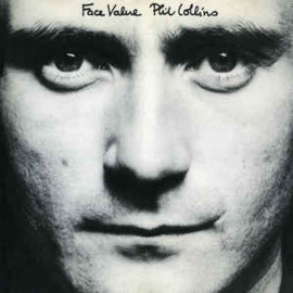 Phil Collins ‎– Face Value (CD)