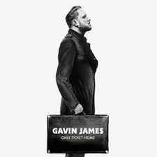 Gavin James ‎– Only Ticket Home (LP)