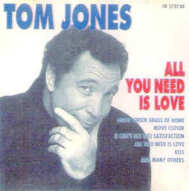 Tom Jones ‎– All You Need Is Love (CD)