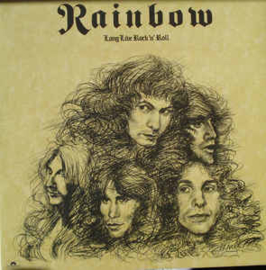 Rainbow ‎– Long Live Rock 'N' Roll
