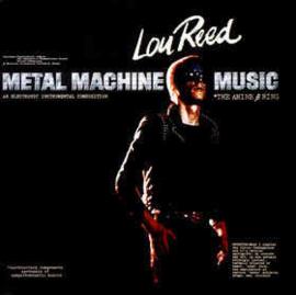 Lou Reed – Metal Machine Music (CD)