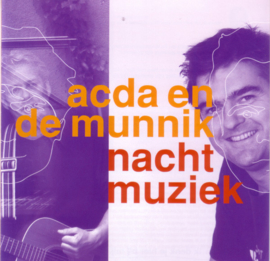 Acda en de Munnik – Nachtmuziek (CD)