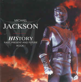Michael Jackson ‎– HIStory - Past, Present And Future - Book I (CD)