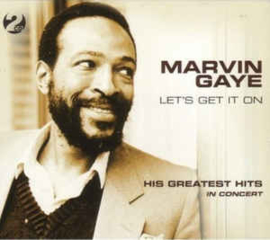 Marvin Gaye – Let's Get It On / His Greatest Hits – In Concert (CD)