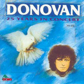 Donovan ‎– 25 Years In Concert (CD)