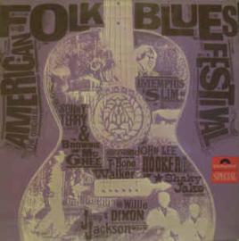 Various – The Original American Folk Blues Festival
