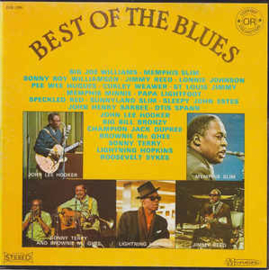 Various ‎– Best Of The Blues