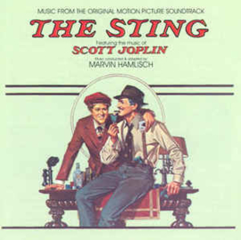 Marvin Hamlisch ‎– The Sting (Original Motion Picture Soundtrack)