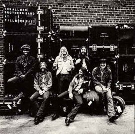 Allman Brothers Band ‎– The Allman Brothers Band At Fillmore East (CD)