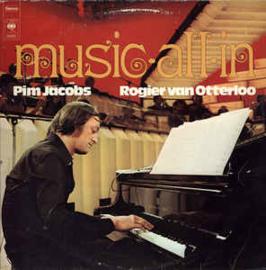 Pim Jacobs / Rogier Van Otterloo – Music-All-In