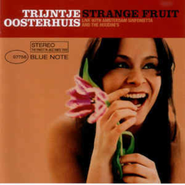 Trijntje Oosterhuis Live With Amsterdam Sinfonietta And The Houdini's ‎– Strange Fruit (CD)