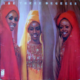 Three Degrees ‎– The Three Degrees