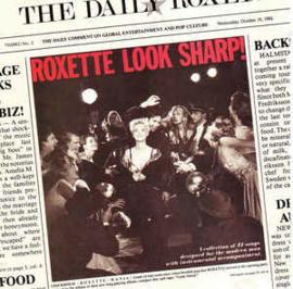 Roxette – Look Sharp! (CD)