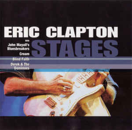 Eric Clapton ‎– Stages (CD)