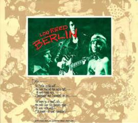 Lou Reed – Berlin (CD)